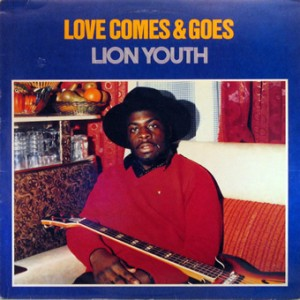 Lion Youth, front, cd size