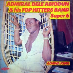 Dele Abiodun, front, cd size