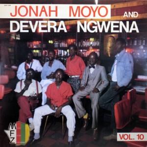 Jonah Moyo, front, cd size