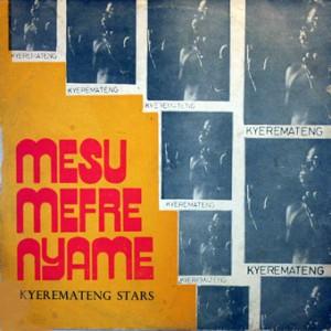 Kyeremateng Stars, front, cd size