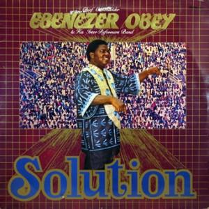 Ebenezer Obey, front, cd size