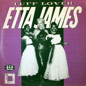 Etta James, front, cd size