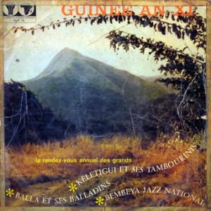 Guinée, An XI, front, cd size