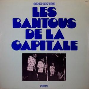 Les Bantous de la Capitale, front, cd size