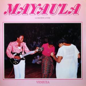 Mayaula Mayoni, front, cd size