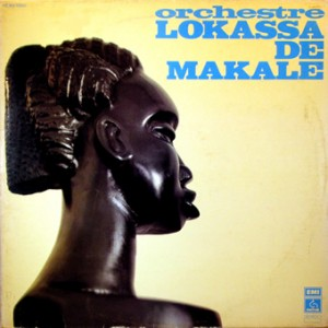 Orchestre Lokassa de Makale, front, cd size