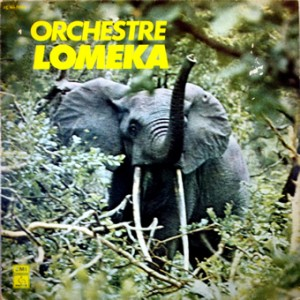 Orchestre Lomeka, front, cd size
