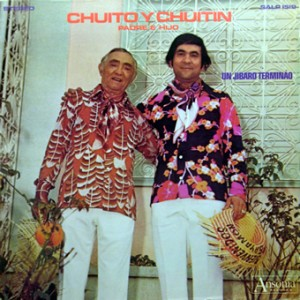 Chuito y Chuitin, front, cd size
