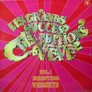 Grands Succes vol. 1, front, cd size