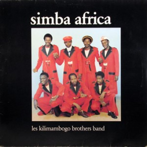Les Kilimambogo Brothers Band, front, cd size