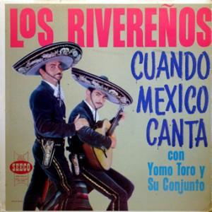 Los Rivereños, front, cd size