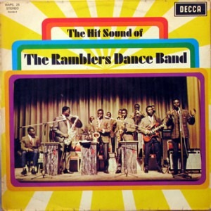 Ramblers Dance Band, front, cd size