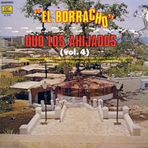 Duo Los Ahijados, front, cd size