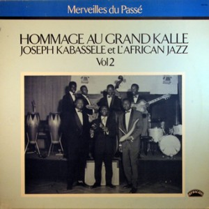 Grand Kallé, front, cd size