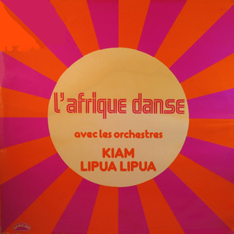 Orchestre Lipua-Lipua Orch. Lipua-Lipua Nouvelle Generation