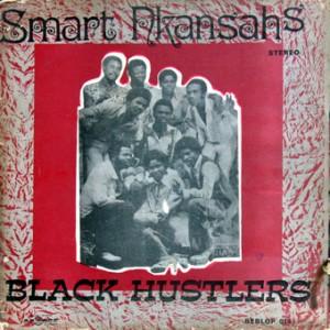 Smart Nkansah's Black Hustlers, front, cd size