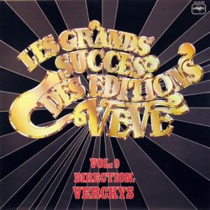 Grands Succes des Editions Vévé vol.9, front, cd size