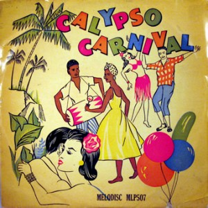 Calypso Carnival, front, cd size