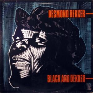 Desmond Dekker, front, cd size