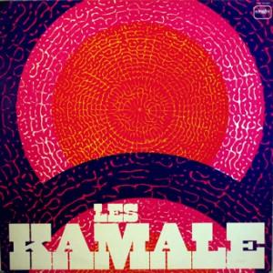 Les Kamale, front, cd size