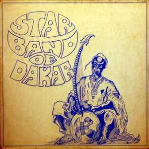 Star Band de Dakar, front, cd size