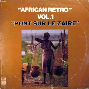 African Retro vol.1, front