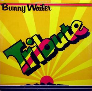 Bunny Wailer, front
