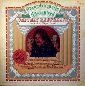 Captain Beefheart, front