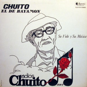 Chuito, front