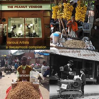 Don Azpiazu And His Havana Casino Orchestra / Wayne King And His Orchestra* Wayne King Et Son Orchestre - The Peanut Vendor / Speak Easy