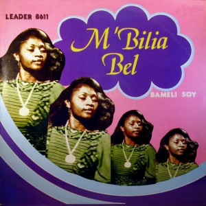 M'Bilia Bel, front