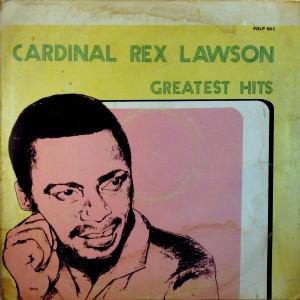 Rex Lawson, front