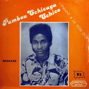 Pambou Tchicaya Tchico His Waka Waka Band of Nigeria Josintha