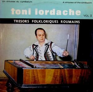 Toni Iordache, front