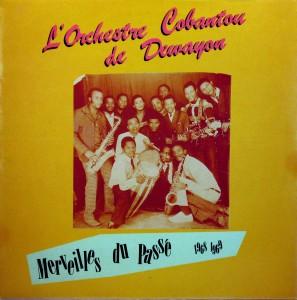 l'Orchestre Cobantou de Dewayon, front