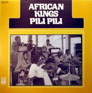 African Kings Pili Pili, front