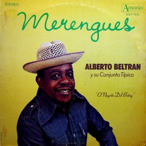 Alberto Beltran, front