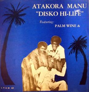 Atakora Manu, front