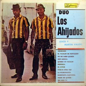 Duo Los Ahijados, front
