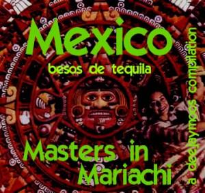 Mexico, besos de tequila, front