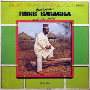 Mike Ejeagha, front