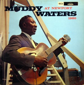 Muddy Waters, front