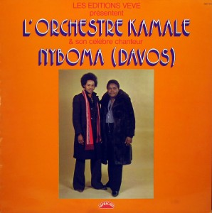 Orchestre Kamale, front