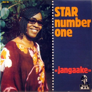 Star Number One, front