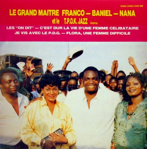 Franco, Baniel, Nana, front