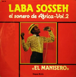 Laba Sosseh, front