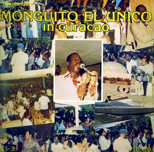 Monguito in Curaçao, front