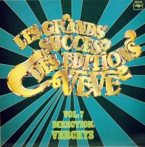 Grands Succes des Editions Vévé, vol. 7, front