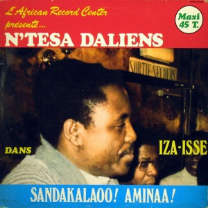 N'tesa Daliens, front