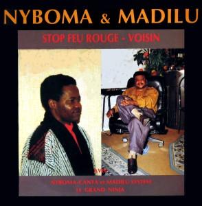 Nyboma & Madilu, front